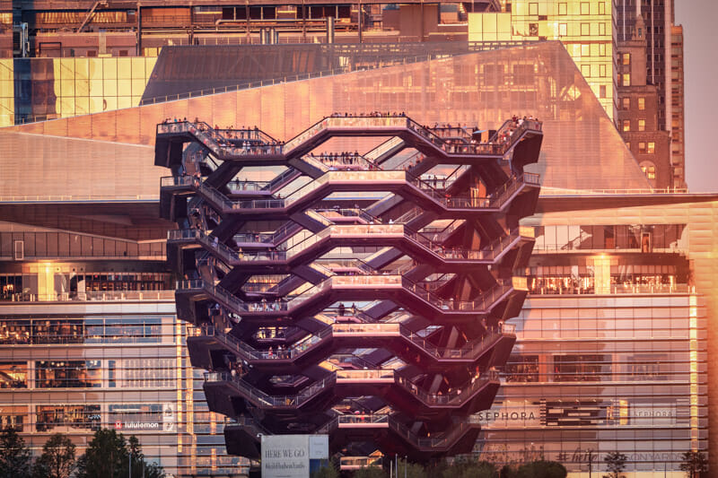 The Vessel New York_