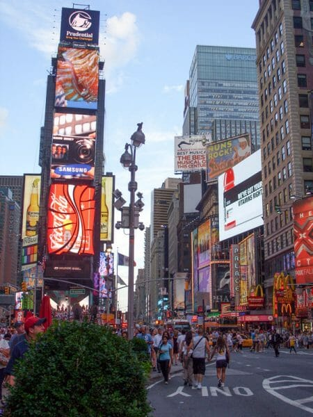 Times Square New York_