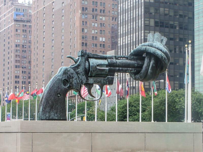 United Nations New York_