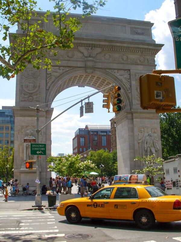 Washington Square New York
