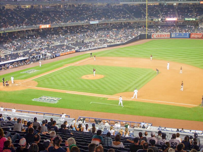Yankees Stadium New York_