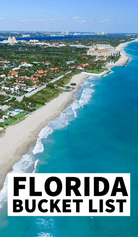 Florida Bucket List, things to do in Florida, places to see in Florida, places to visit in Florida, what to do in Florida, best things to do in Florida, long weekend in Florida, Key West, St Augustine, Tampa, Naples, Orlando, Clearwater Beach, Daytona Beach, Jacksonville