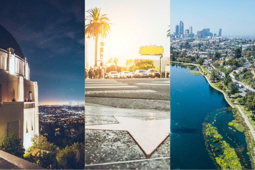 Los Angeles Bucket List