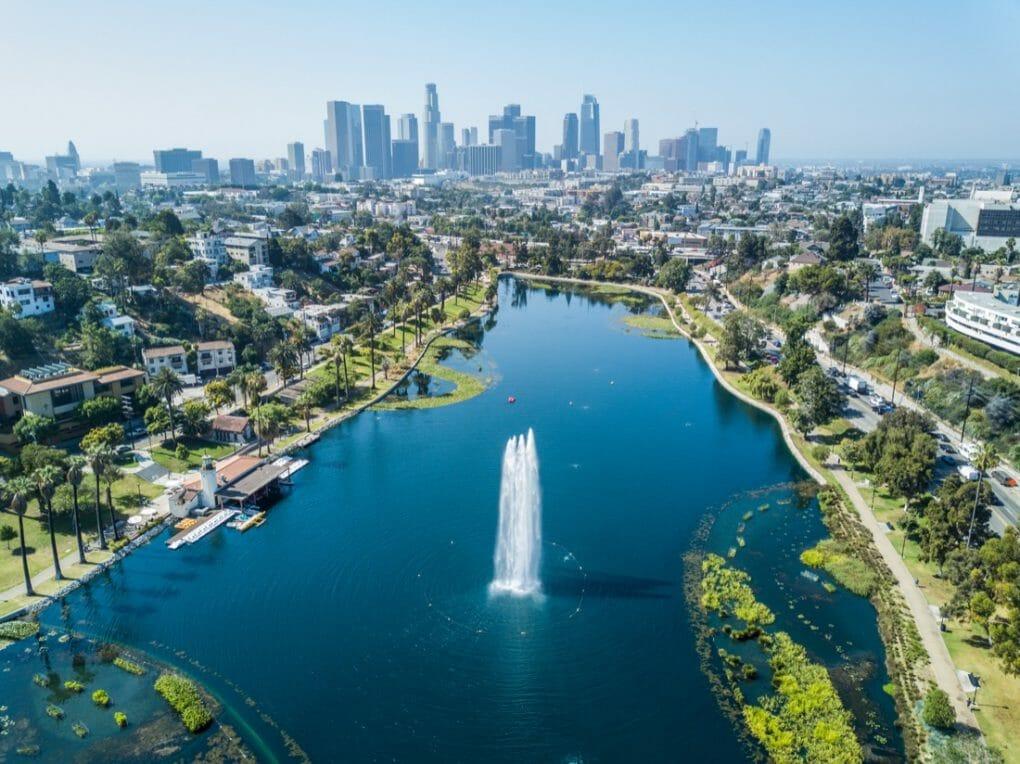 Los Angeles - Echo Park