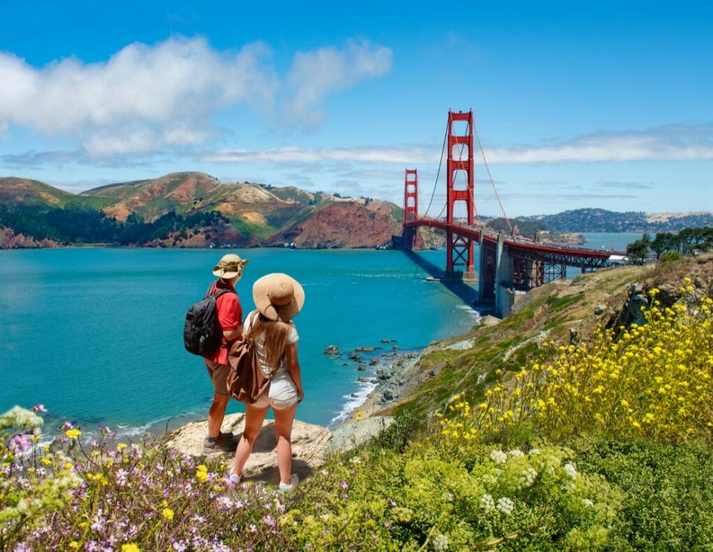 San Francisco Bucket List Bridge