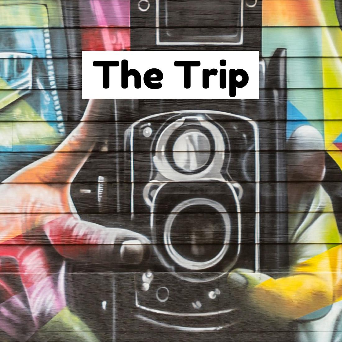 The Trip puzzle game by 100 Points Challenge