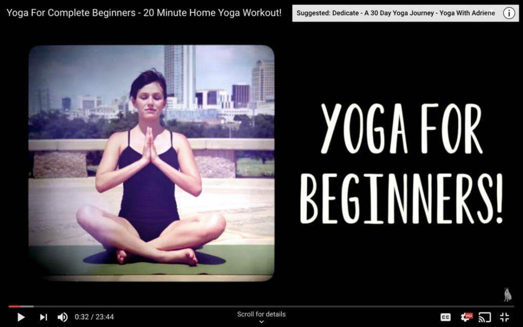 Yoga with Adriene_