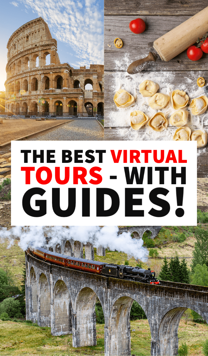 Virtual tours with guides, virtual tours with kids, virtual tours of museums, armchair travel, Zoom games, Zoom tours, virtual cooking classes, Harry Potter tours, Rome tours, Paris tours, Venice tours, social distancing activities, distance learning, homeschooling, conference call games for all the family, virtual field trips.