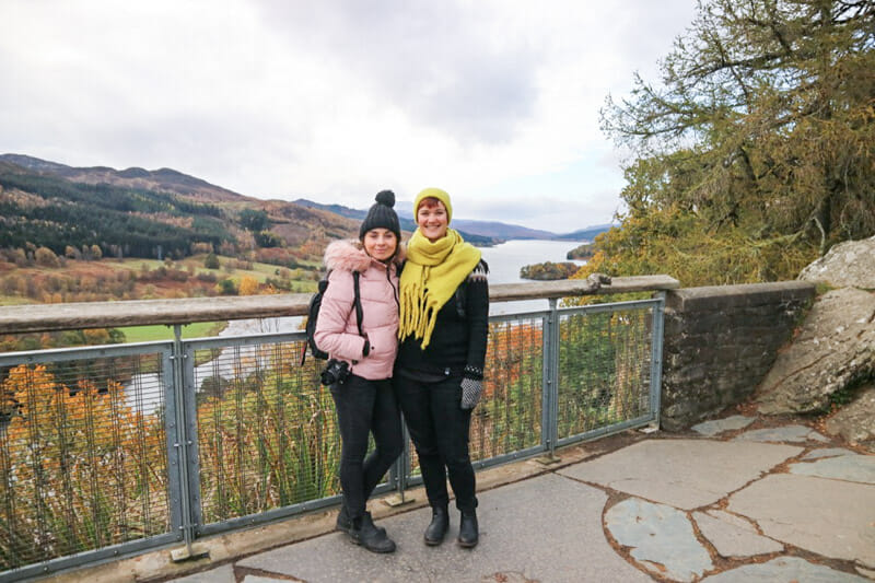 Queens View Perthshire_