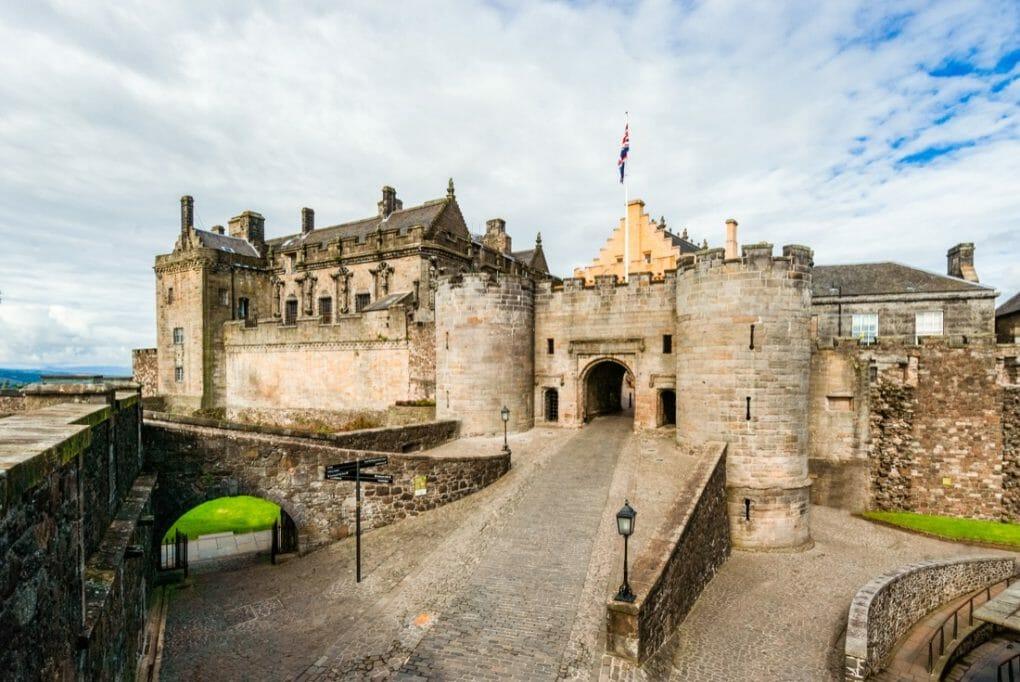 Stirling Castle.Scotland