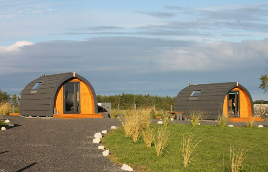 Lybster Glamping Pod NC500 by Maggie