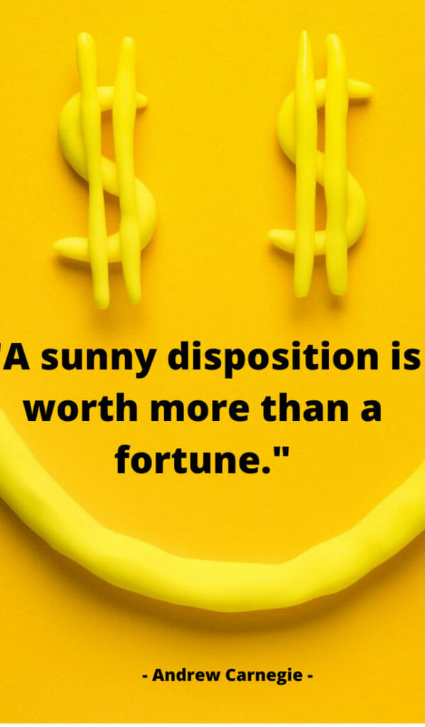 A sunny disposition is worth more than a fortune. Sunshine quotes, quotes about sunshine, positive quotes, inspirational quotes, motivational quotes, sunny, beach, wellness, self help, calm, happy, smile, Instagram captions.