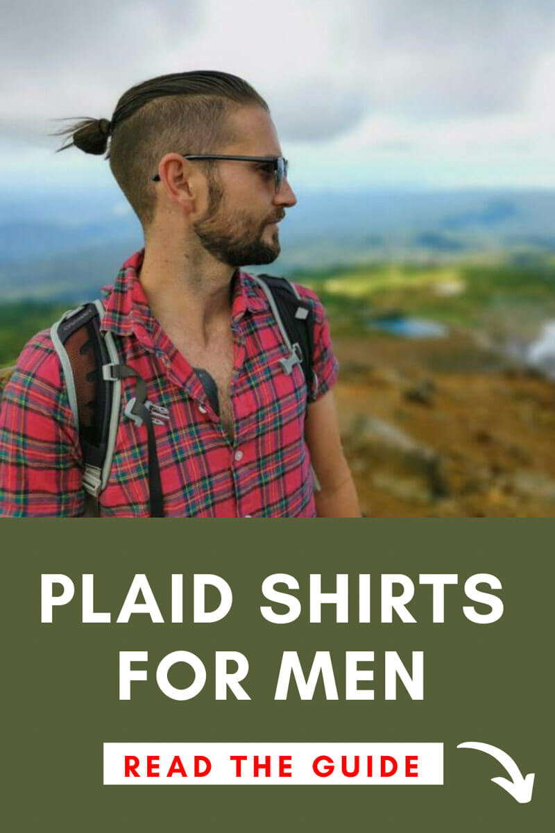 Looking for plaid shirts for men? This guide details trendy tartan shirts, traditional plaid colors and relaxed flannel shirts which can be worn in fall, winter, summer or spring. Click to read about this season's hottest style of shirt.