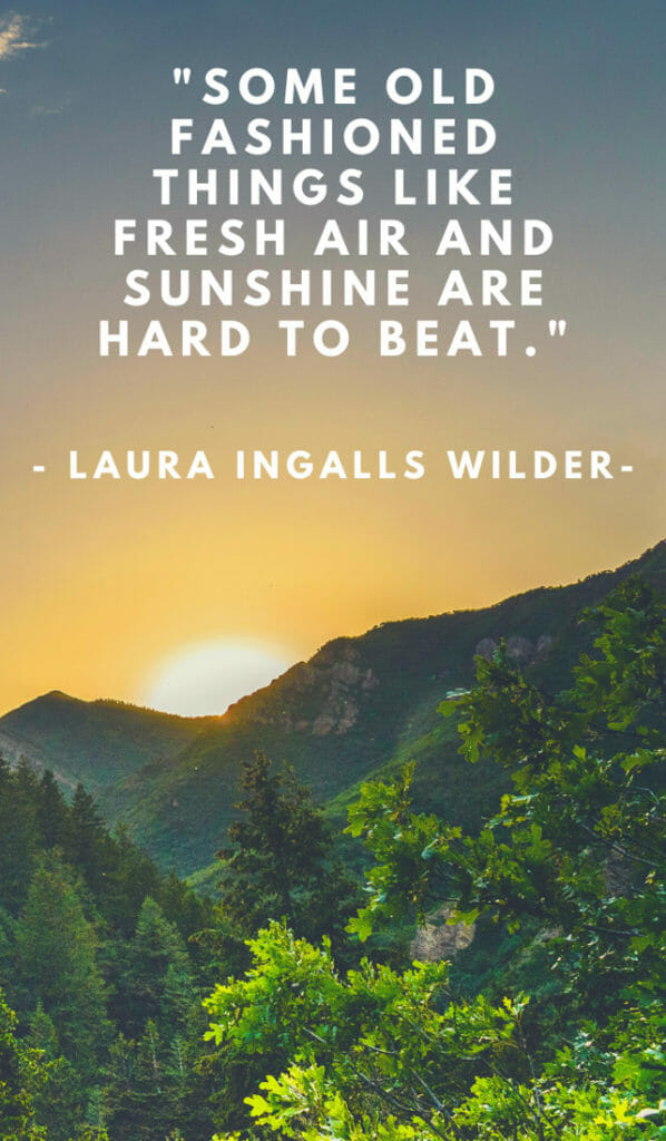 Some old fashioned things like fresh air and sunshine are hard to beat. Sunshine quotes, quotes about sunshine, positive quotes, inspirational quotes, motivational quotes, sunny, beach, wellness, self help, calm, happy, smile, Instagram captions. #Motivational #Sunshine #Quotes