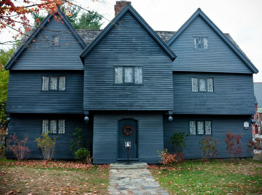 Witch House Salem Corwin House