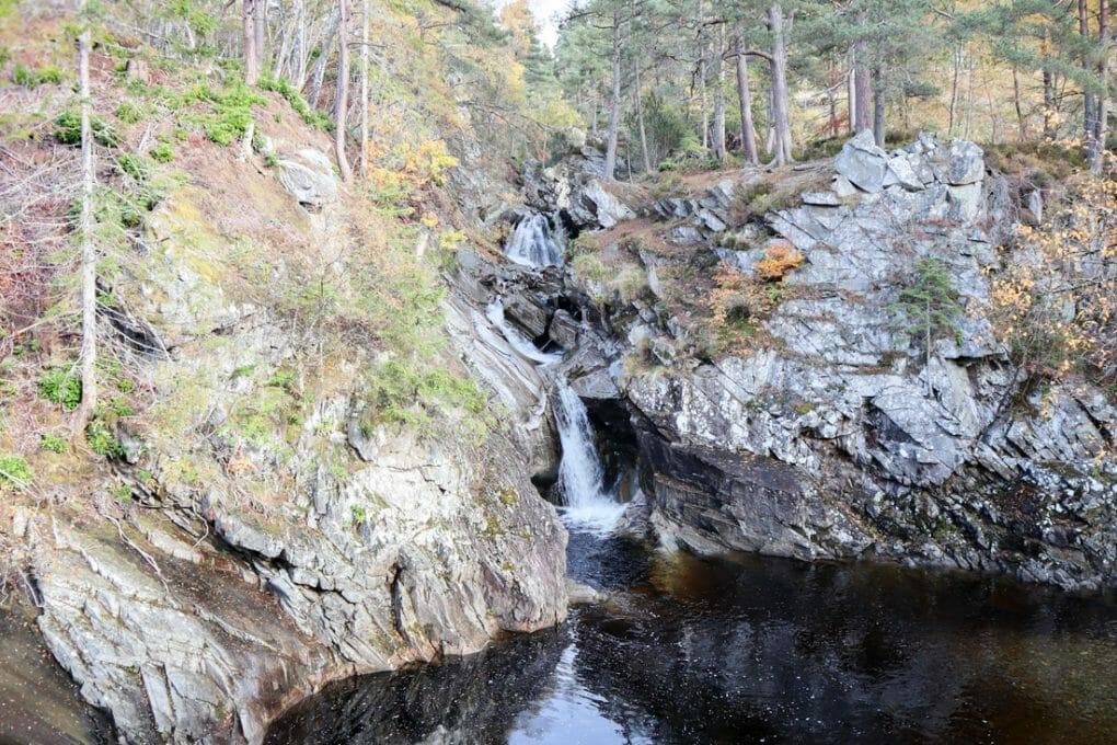 Falls of Bruar Perthshire-2