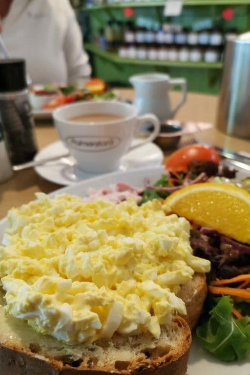 Food Dunkeld Cafe
