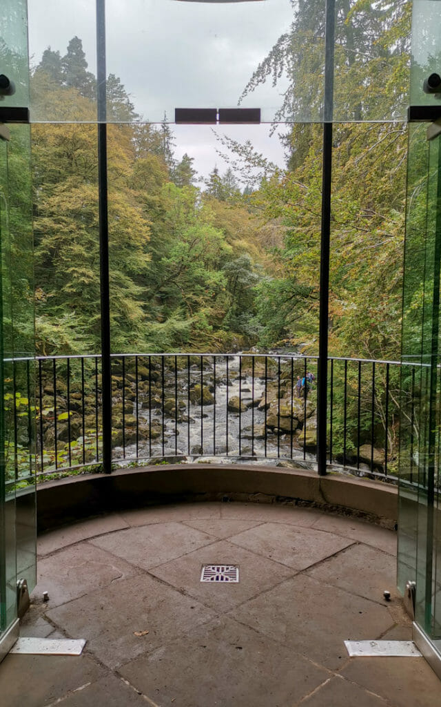 Ossians Hall Hermitage Perthshire Scotland
