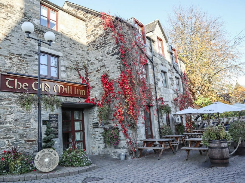 Pitlochry Old Mill Inn