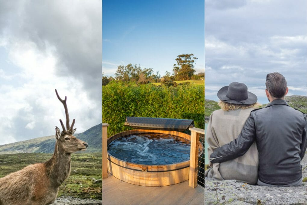 Lodges with Hot Tubs in Scotland for 2
