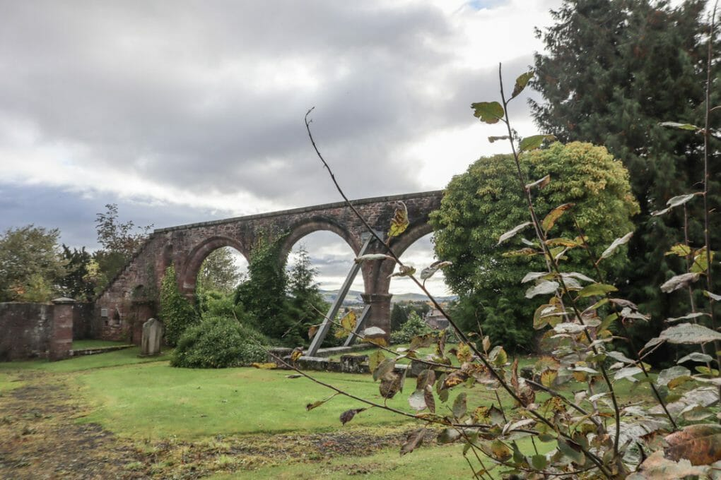 Alyth The Arches Scotland
