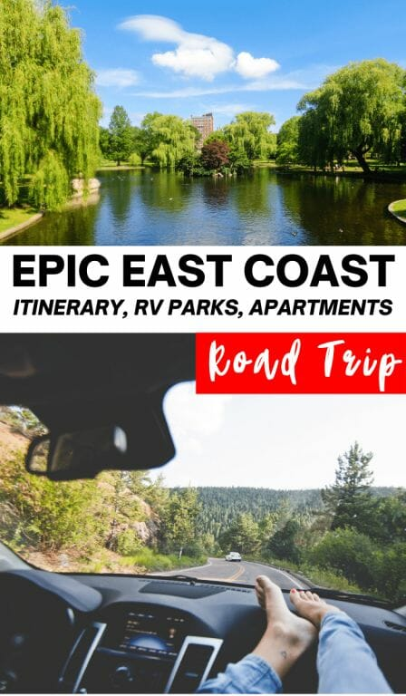 Planning an east coast road trip? Our guide details an epic itinerary from Portland, Maine to Miami, Florida taking in historical sites, foodie destinations, nature and beaches. Fun for all the family and tips on where to park, stay and what to do at each stop on the east coast.
