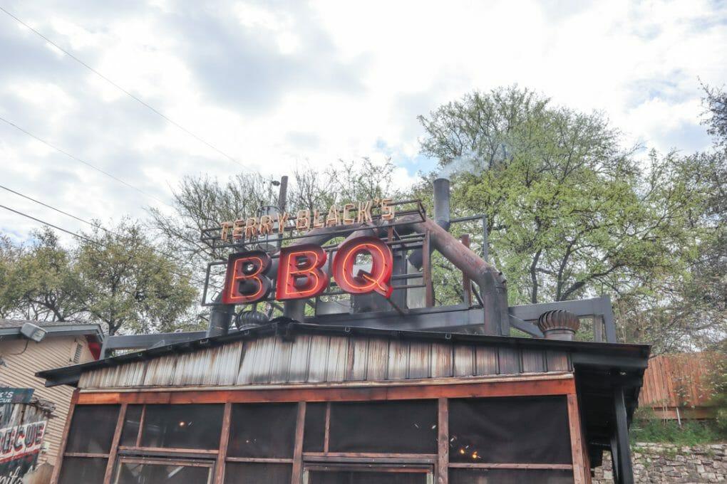 Black's BBQ Austin Texas