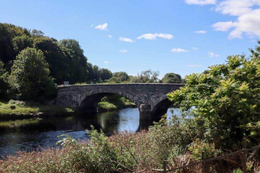 Bladnoch Bridge South West Scotland