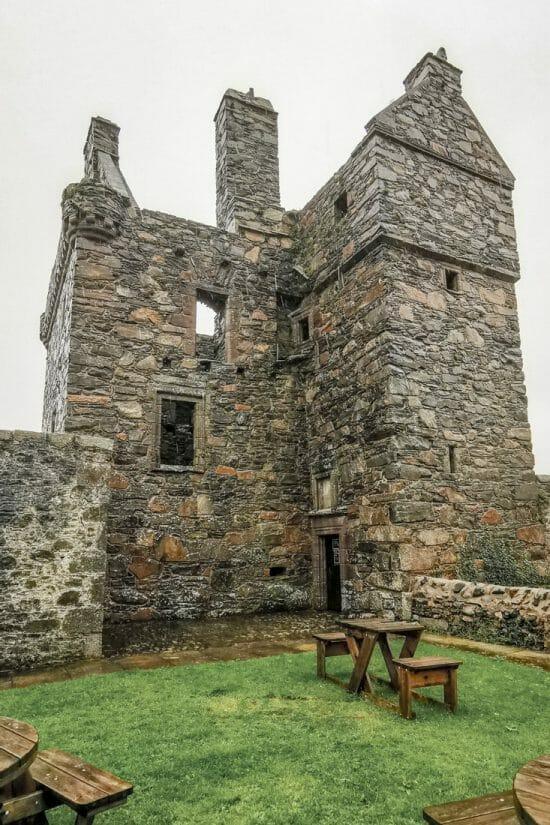 Cardoness Castle South West Scotland_