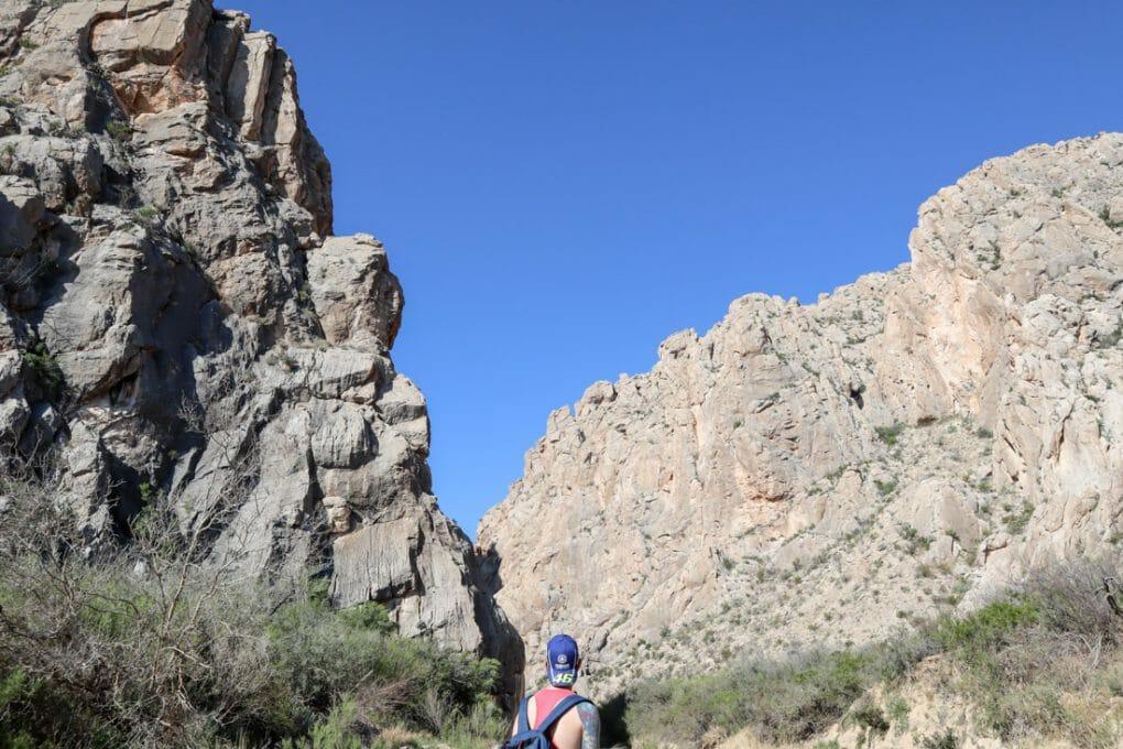 Dog Canyon Trail Big Bend National Park Texas-2