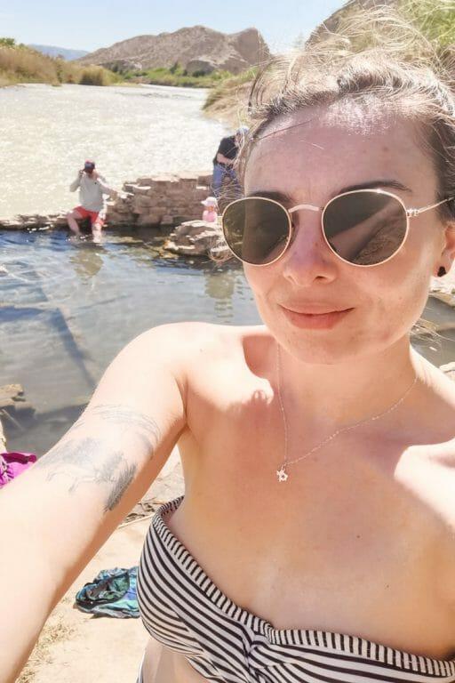 Hot Springs Big Bend National Park Gemma_