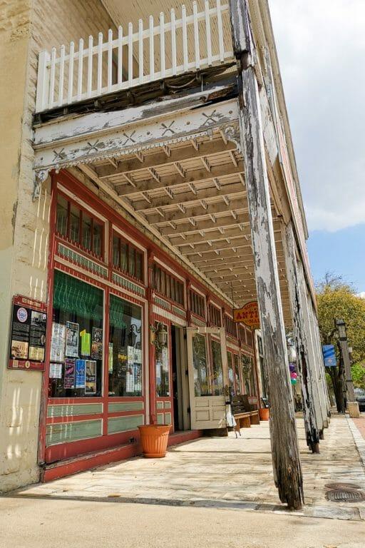 Kerrville Shops Texas