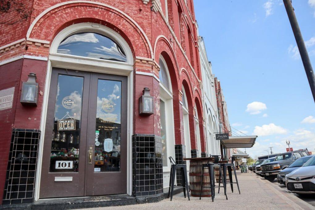 Lockhart Shops Texas