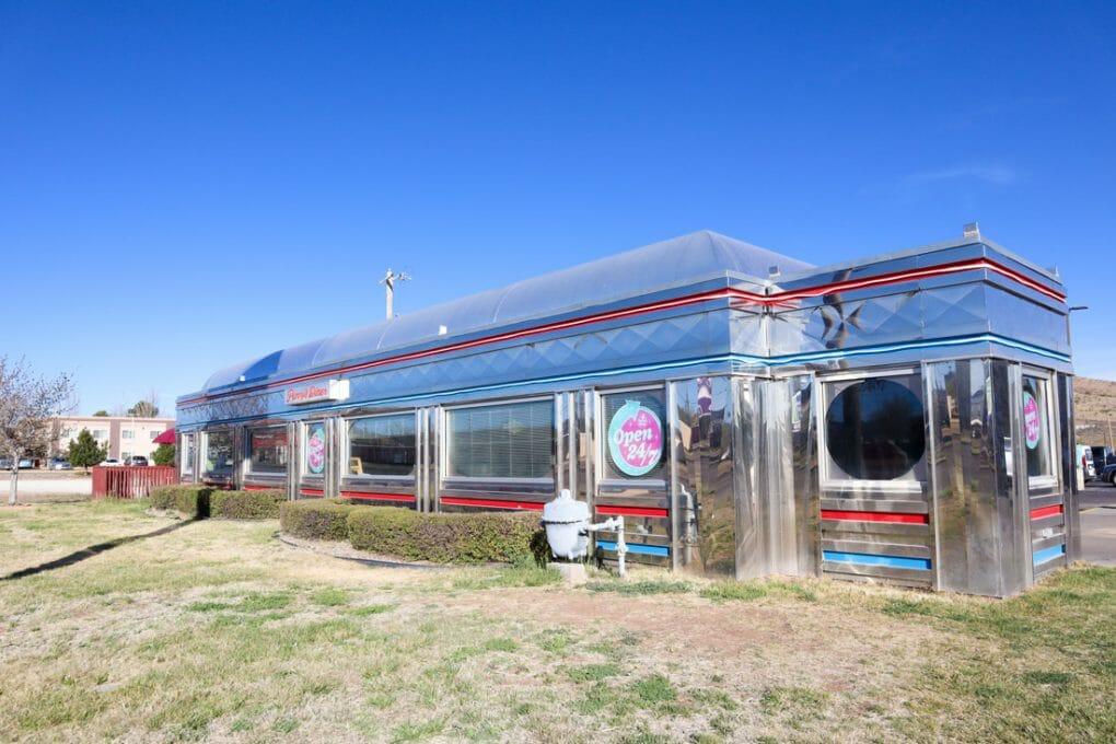 Penny Diner Alpine Texas