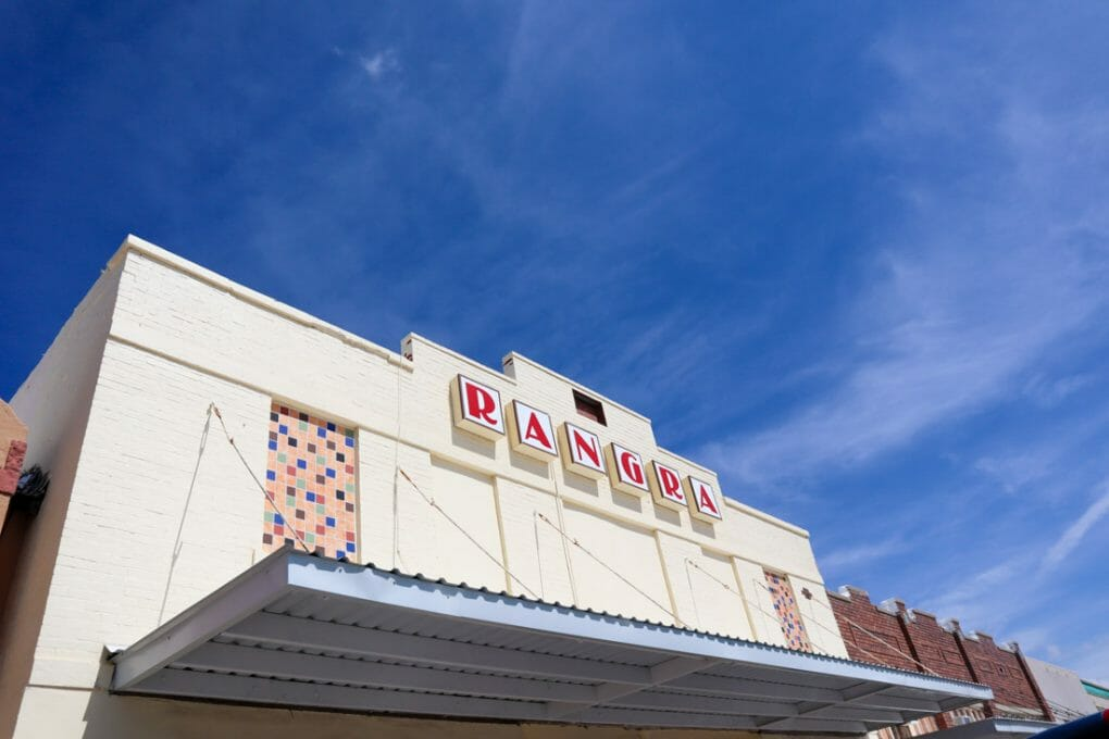 Rangra Theatres Alpine Texas