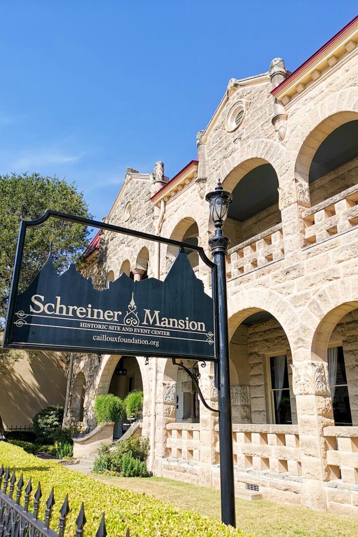 Schreiner Mansion Kerrville Texas-2