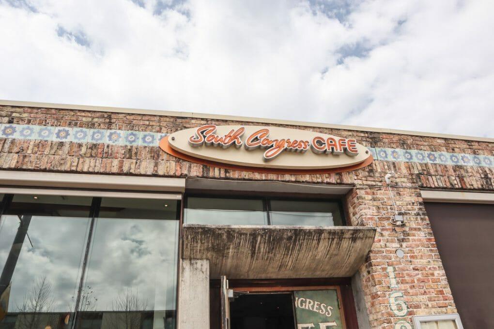 South Congress Cafe Austin_