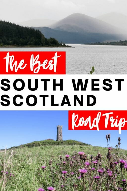 The South West Scotland 300 road trip is a quieter alternative to the NC500 and takes in popular Portpartick, foodie Castle Douglas, Galloway Forest Park and the unique book town, Wigtown. Here are the best places to visit including lochs, hikes and towns.