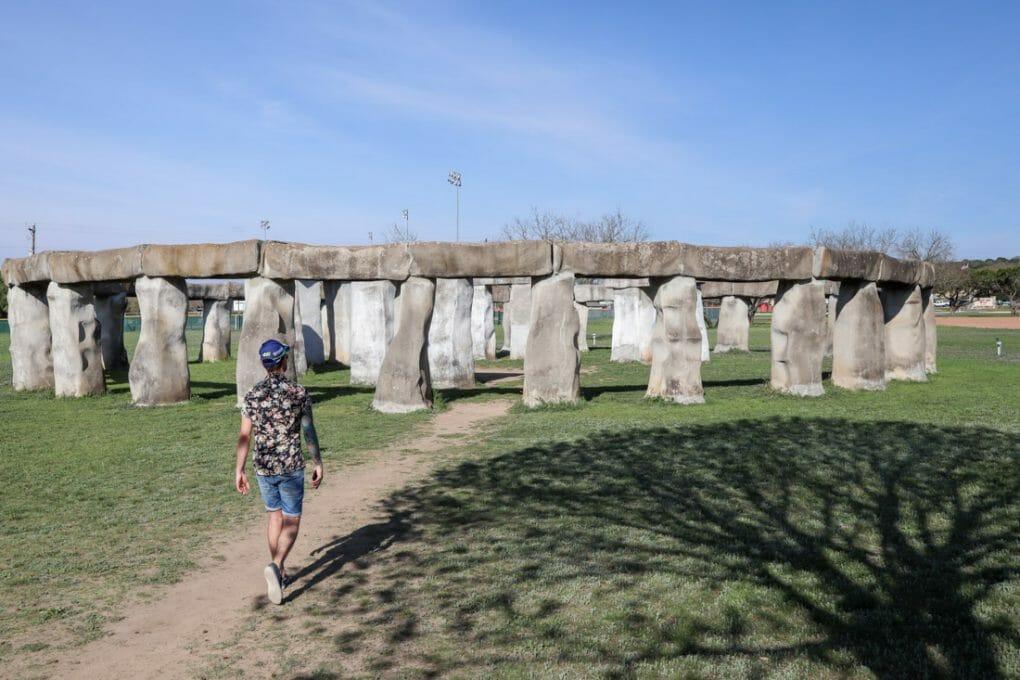 Stonehenge II Ingram Texas-2