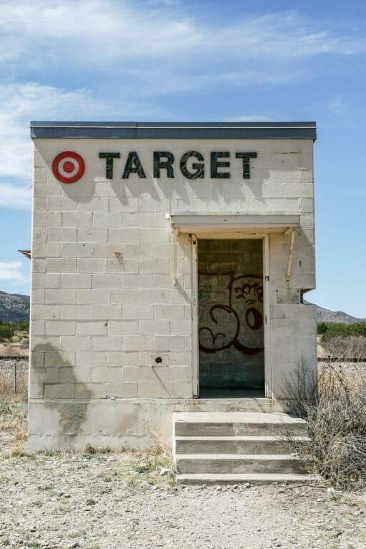 Target Marathon Art