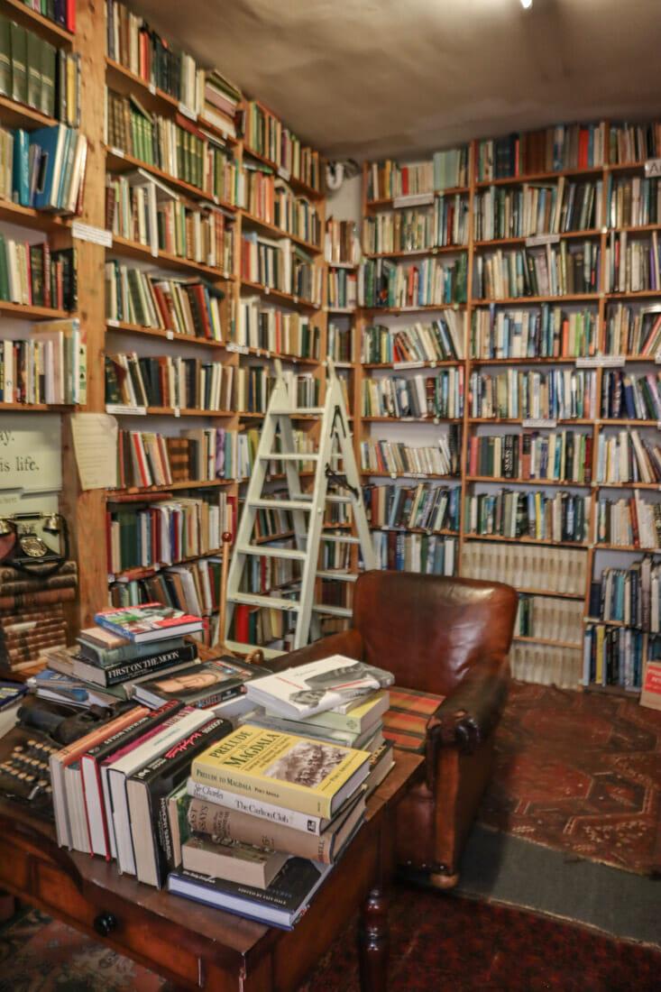 The Bookshop Books Wigtown, Scotland
