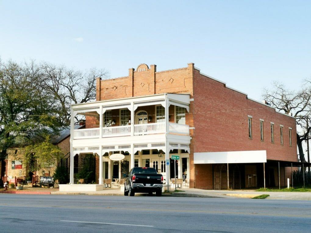 Vaudeville Fredericksburg Texas