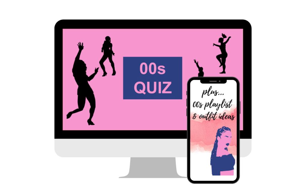 00s Trivia Quiz Feature