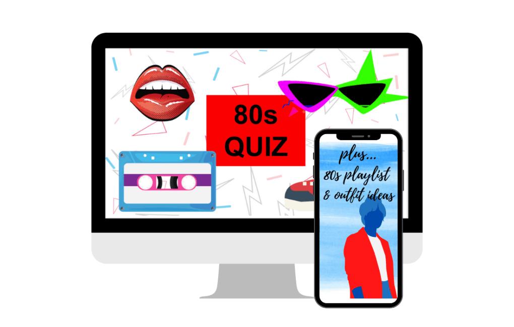 80s Trivia Quiz Feature