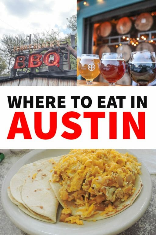Wondering where to eat in Austin? We share the best BBQ joints, brunch spots, Tex-Mex breakfast diners, nice restaurants and hip food trucks in Austin, Texas. Guide includes a map.