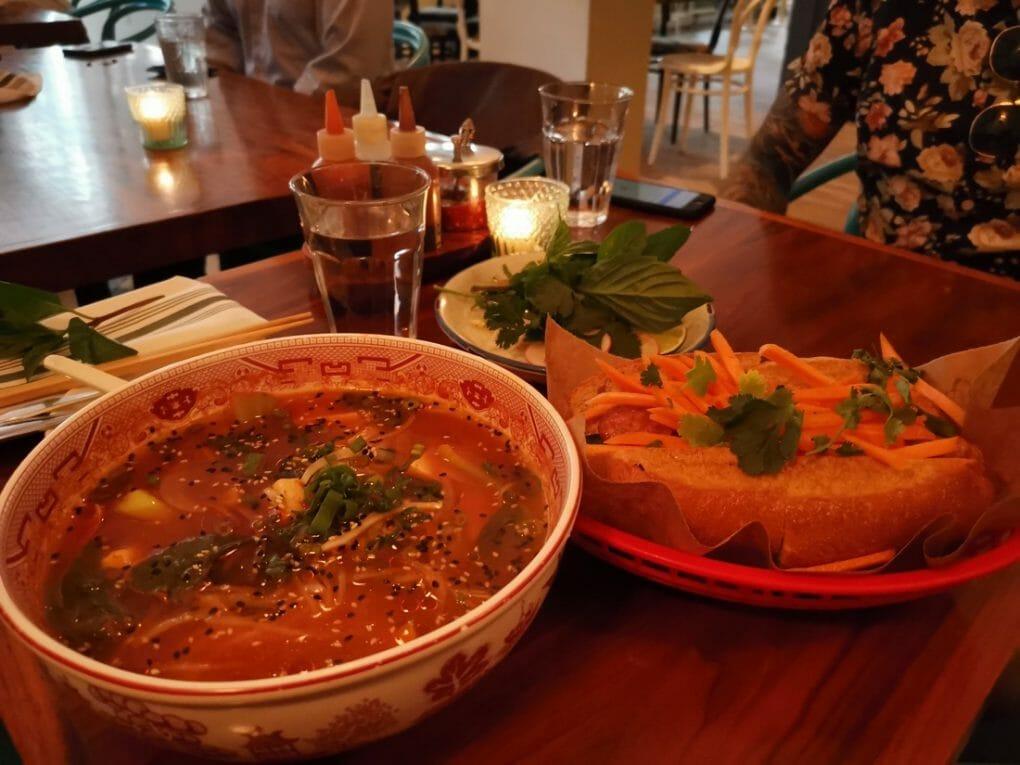 Elizabeth Cafe Austin Vietnamese
