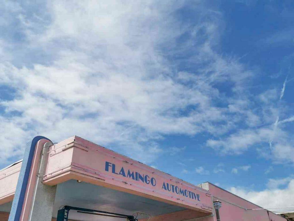 Flamingo Automotive Austin