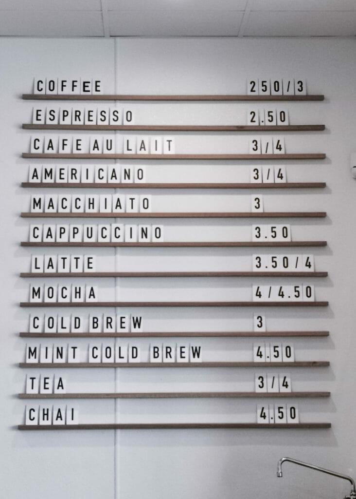 Hanks Coffee Austin