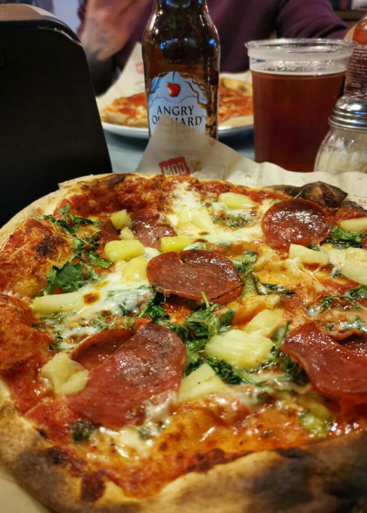 Little Deli and Pizzeria Pizza Austin