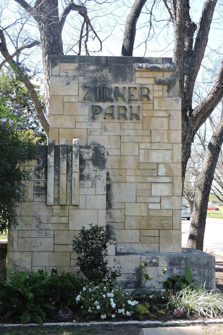 Zilker Park Austin Texas